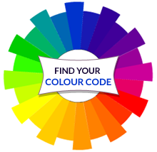 Colour Code Chart - Find Paint Codes for Cars | Car Colour Services