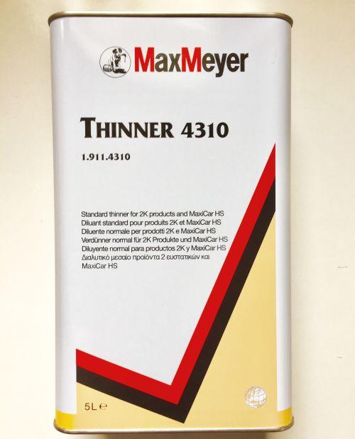 Max Meyer 4310