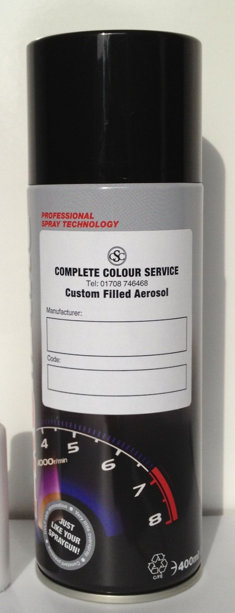 Car Spray Paint 400ml Mixed Paint Aerosol Car Colour