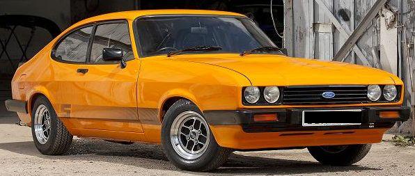 Classic Car Paint Car Colour Services - Classic car paint