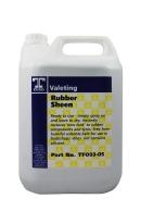 rubber-sheen