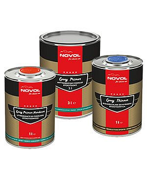 Novol for Classic Car Epoxy Primer
