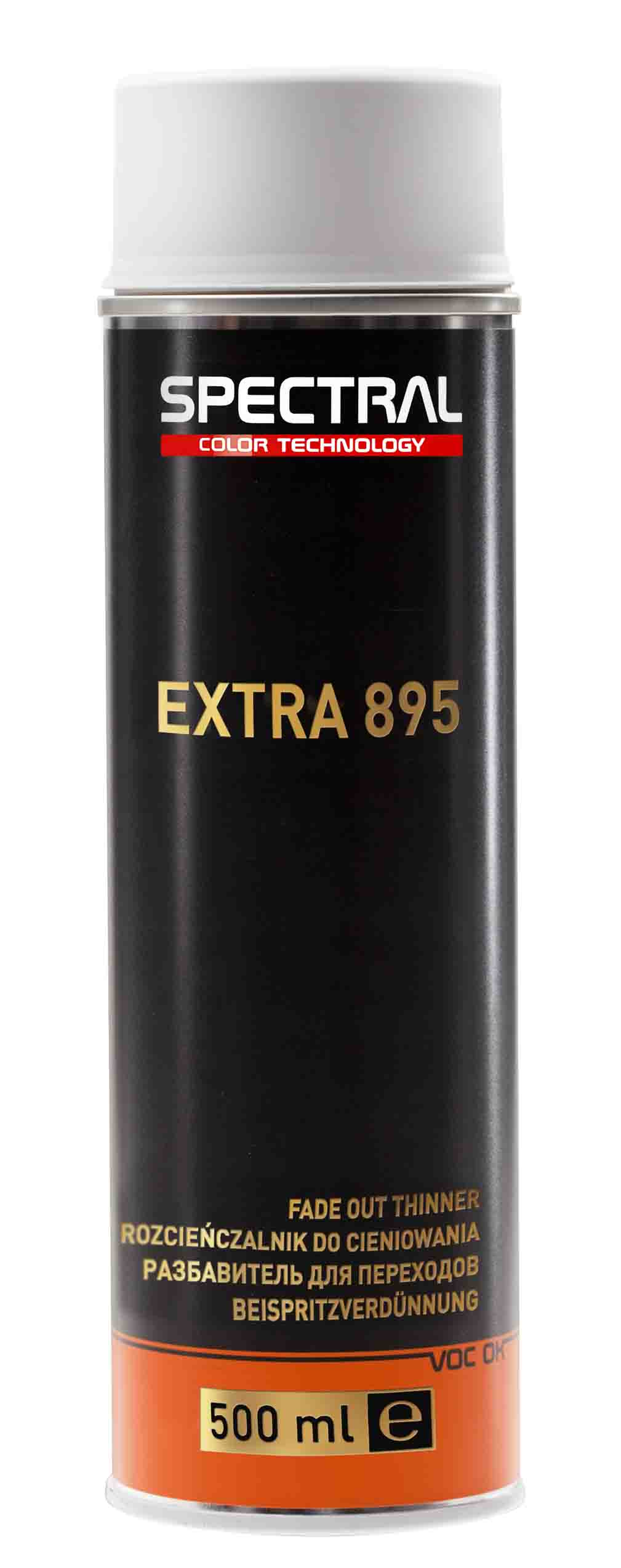 Spectral Extra 895 Fade Out Thinner Car Colour Services