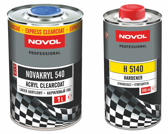 NOVOL NOVAKRYL 540
