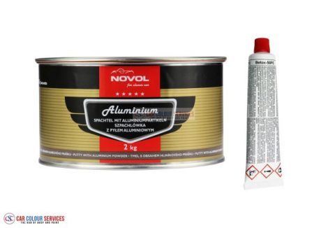 Novol for Classic Car Aluminium Filler
