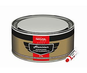 Novol for Classic Car Aluminium Putty