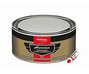 Novol for Classic Car Aluminium Putty