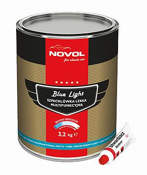 Novol for Classic Car Blue Light