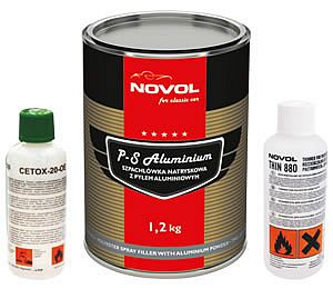 Novol for Classic Car P-S ALUMINIUM