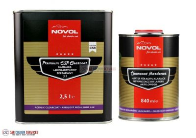 Novol for Classic Car CSR Clear