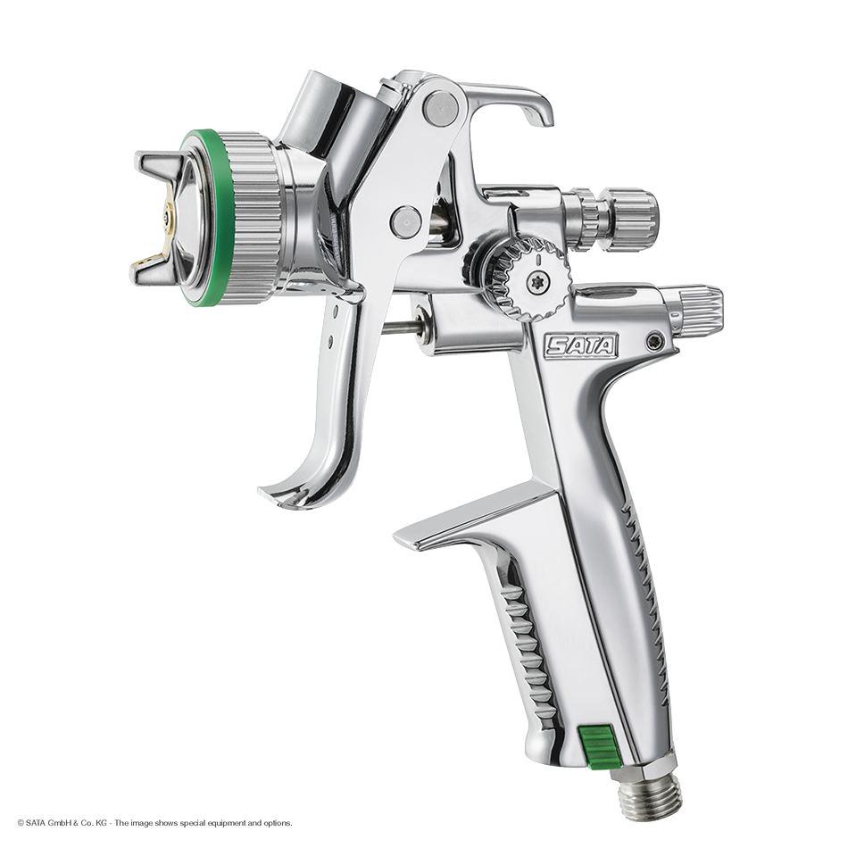 Sataminijet 4400 B Hvlp Spot Repair Basecoat Spraygun