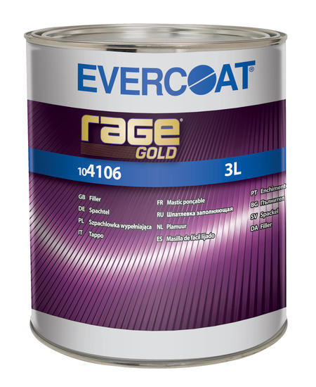 Evercoat Rage Gold