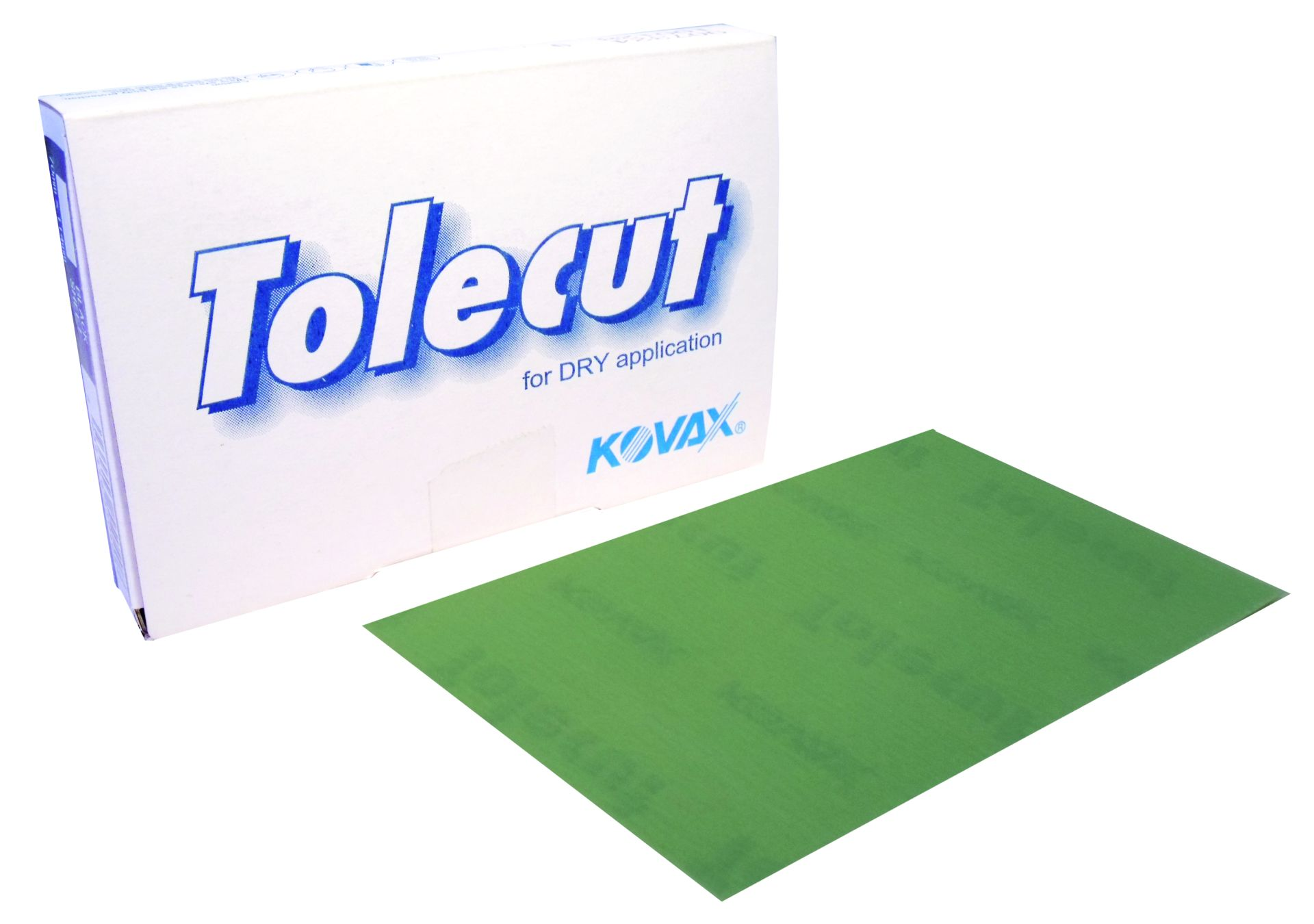 Kovax Tolecut Green