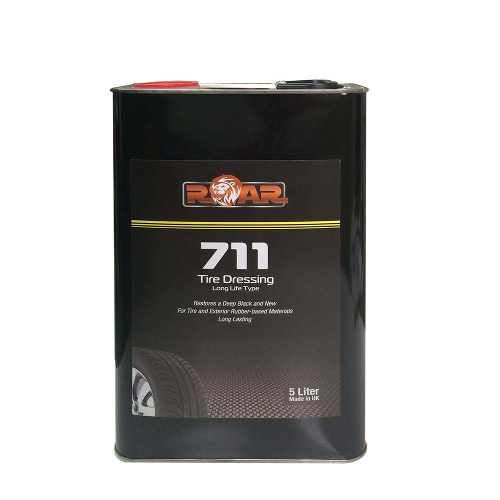 ROAR 711 Tyre Dressing 5LT