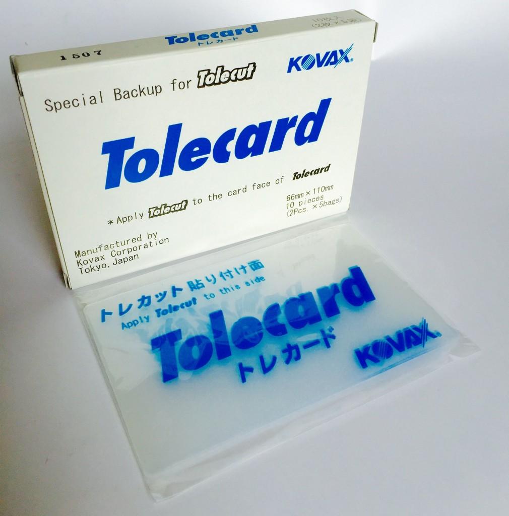 Kovax Tolecard Tolecut System Car Colour Services