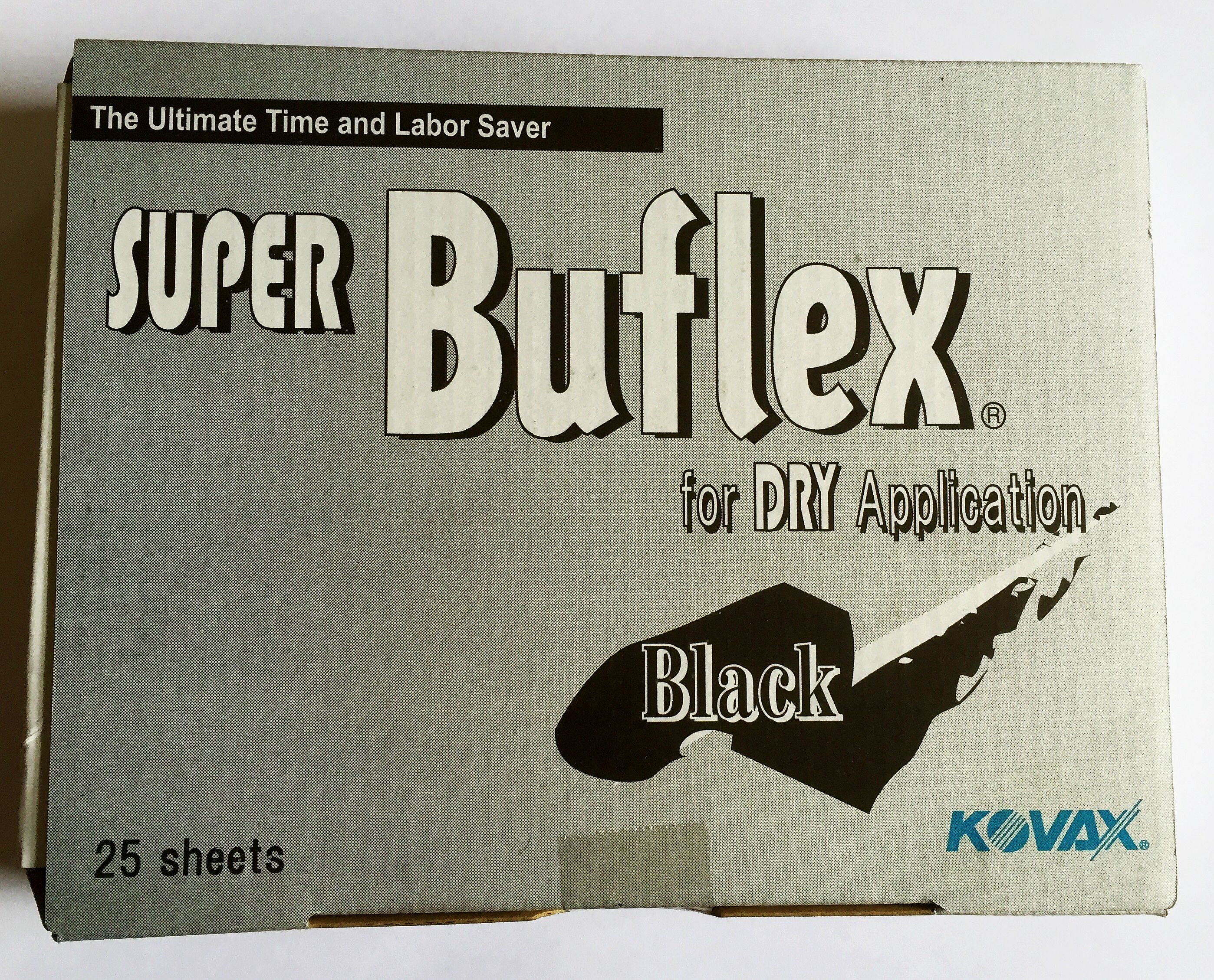 Kovax Super Buflex Sheets