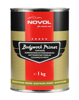 Novol for Classic Car Bodywork Primer