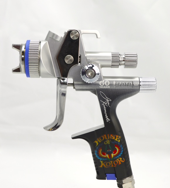 Satajet 5000 B Hvlp Professional Gravity Spraygun Car