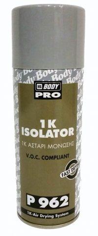 HB 1K Isolator aerosol