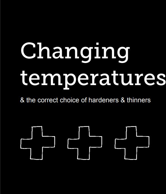 Changing Temperatures