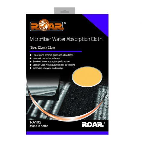 Roar Microfibre Cloth Car Colour Services