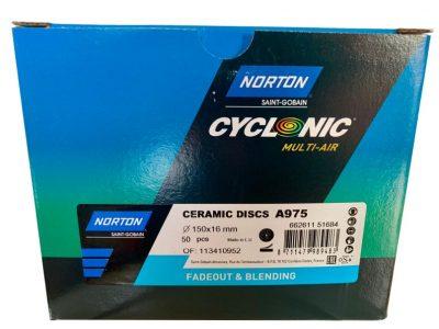 Norton Turquoise FADEOUT & BLENDING (50)