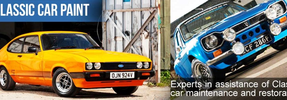 Classic Car Paint