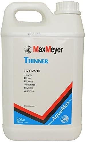Waterbase Thinners