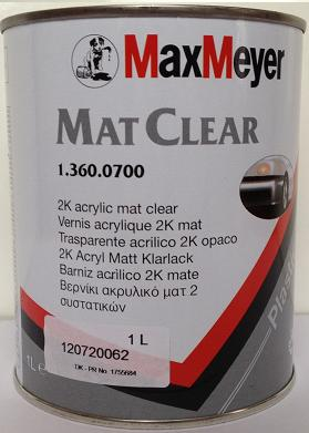 Matte Clears